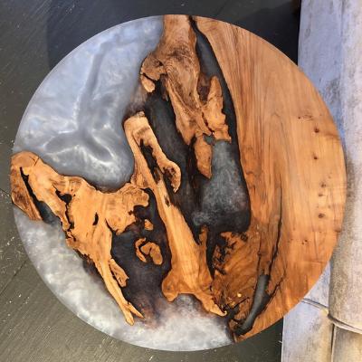 epoxy resin hardwood furniture